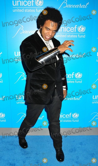 Eric Lewis Photo - Eric Lewis poses on the blue carpet at the 7th annual UNICEF Snowflake Ball held at Cipriani 42nd Street. New York, NY. 11/30/10.