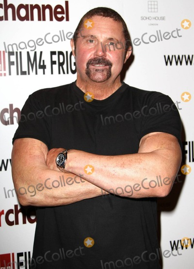 Kane Hodder Photo - Kane Hodder at the movie premiere of Hatchet II, part of the Film 4 Frightfest at the Empire Cinema, London, UK. 8/26/10.