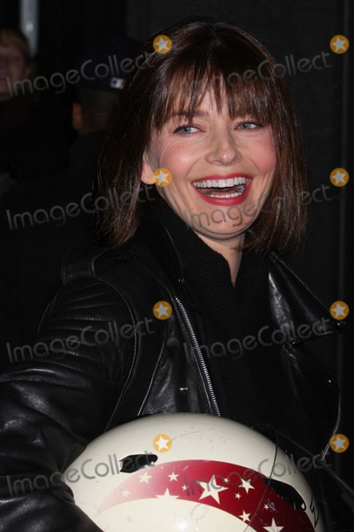 "Paulina Porizkova Photo - Paulina Porizkova Arriving at a Screening of ""Due Date"" at Amc Loews Lincoln Square in New York City on 11-01-2010. Photo by Henry Mcgee-Globe Photos, Inc.2010."