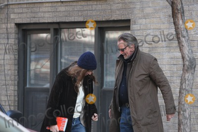Jessica Lange, Patti Smith, Sam Shepard, Patty Smith, Jessica Lang, PATTIE SMITH Photo - New York City  16th February 2011EXCLUSIVE: Sam Shepard meeting up with Patti Smith for lunch in SOHO. Then after lunch, meeting up with his son Samuel (his mother is Jessica Lange), carrying 2 guitars, before hailing a taxi cab EXCLUSIVE Photo by Adam Nemser-PHOTOlink.net