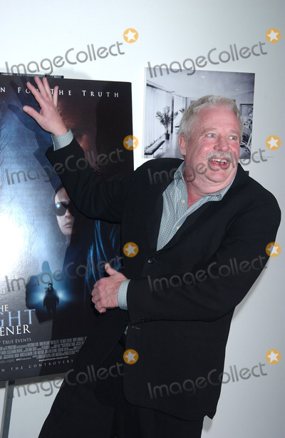 Armistead Maupin Photo - Armistead Maupin at the New York Premiere of the Night Listener.