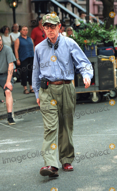 photos and pictures woody allen on the set of his new