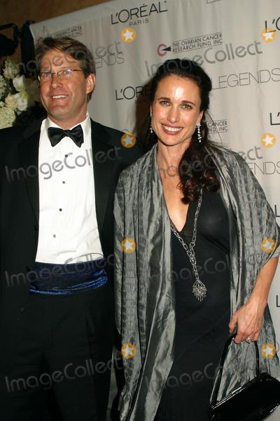 Andie MacDowell husband 2014