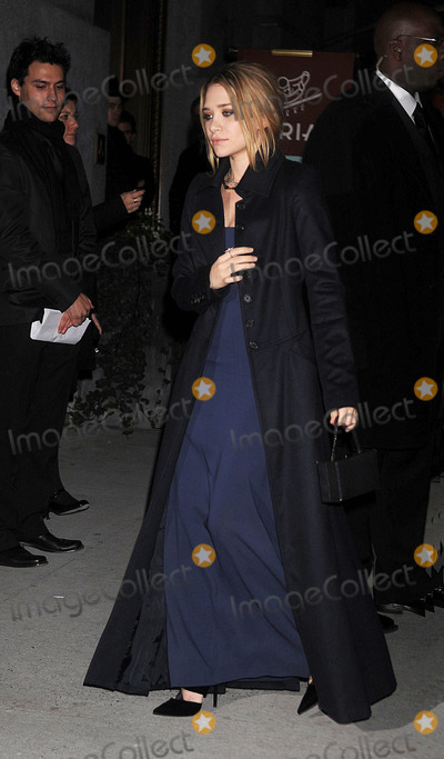 Ashley Olsen Photo - Ashley Olsen arriving at the 25th annual Night of Stars hosted by Fashion Group International at Cipriani Wall Street on October 23, 2008 in New York City.