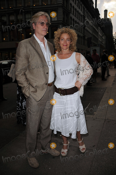 "Amy Irving Photo - Actress Amy Irving arriving at The Cinema Society & Brooks Brothers screening of ""Adam"" at AMC Loews 19th Street on July 28, 2009 in New York City."