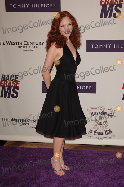 "Amy Yasbeck Photo - Actress AMY YASBECK at the 12th Annual Race to Erase MS Gala themed ""Rock & Royalty to Erase MS"" at the Century Plaza Hotel.