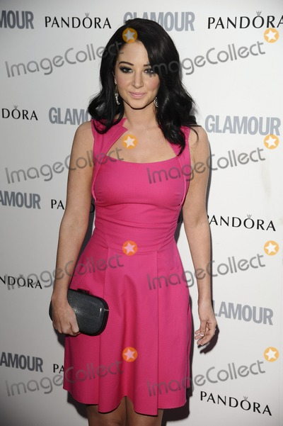 Tulisa Contastavlos, Tulisa Photo - Tulisa Contastavlos arriving for the 2011 Glamour Awards, Berkeley Square, London. 07/06/2011 Picture by: Steve Vas / Featureflash