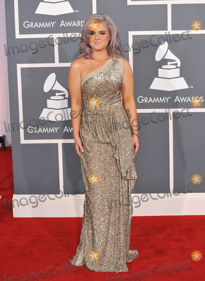 Kelly Osbourne Photo - Kelly Osbourne at the 54th Annual Grammy Awards at the Staples Centre, Los Angeles.