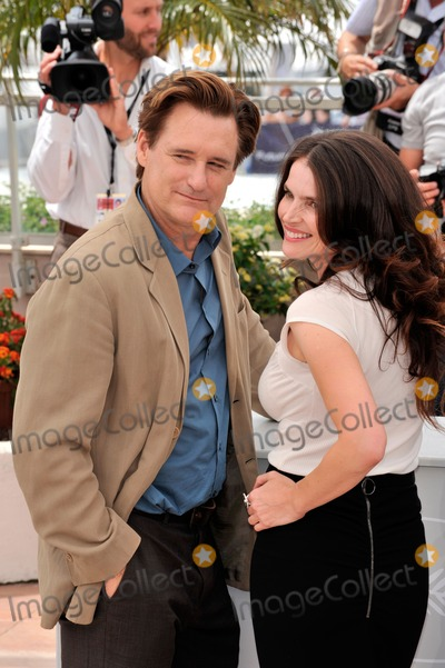 "Bill Pullman, Julia Ormond Photo - Julia Ormond & Bill Pullman at photocall for their new movie ""Surveillance"" at the 61st Annual International Film Festival de Cannes.