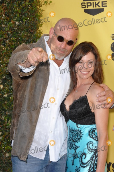 Bill Goldberg Photo - Bill Goldberg & Wanda Goldberg at Spike TV's Guys Choice Awards at Radford Studios, Studio City, CA