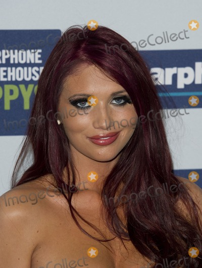 Amy Childs Photo - Amy Childs arriving for the 2012 Carphone Warehouse Appy Awards 
