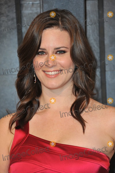Katie Featherston Photo - Katie Featherston at Spike TV's 2010 Scream Awards at the Greek Theatre, Griffith Park, Los Angeles.