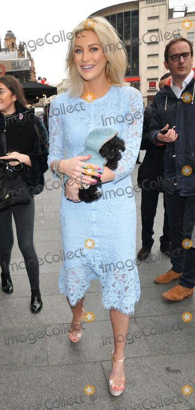 "Stephanie Pratt Photo - London, UK.  Stephanie Pratt at the ""Smurfs: The Lost Village"" gala film screening, Cineworld Leicester Square.  20th March 2017.Ref: LMK315-S112CNUG-200317. Can Nguyen/Landmark Media. WWW.LMKMEDIA.COM."