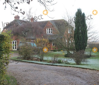 Photos and pictures bucklebury berkshire uk general Middletons house bucklebury