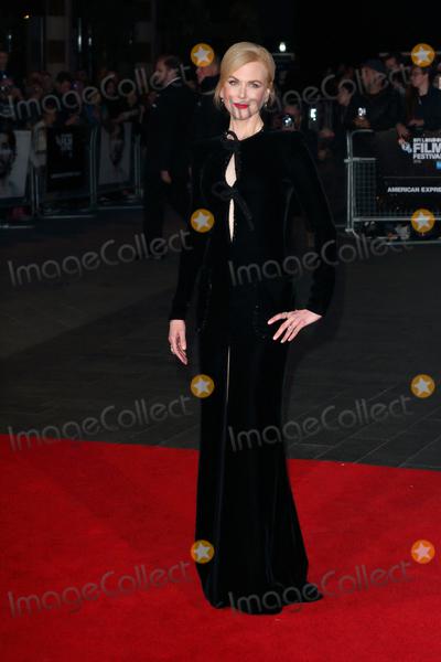 Nicole Kidman Photo - London, UK. Nicole Kidman at BFI London Film Festival American Express Gala - Lion - at the Odeon Leicester Square. London on October 12th 2016Ref: LMK73-61121-131016Keith Mayhew/Landmark MediaWWW.LMKMEDIA.COM