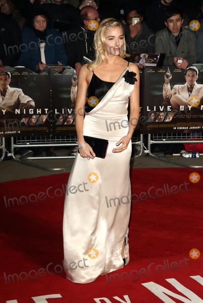 Sienna Miller Photo - London.UK.  Sienna Miller at the Live By Night European Premiere at the BFI Southbank, Belvedere Road,. 11th January 2017 Ref: LMK73-62675-120117Keith Mayhew/Landmark Media. WWW.LMKMEDIA.COM