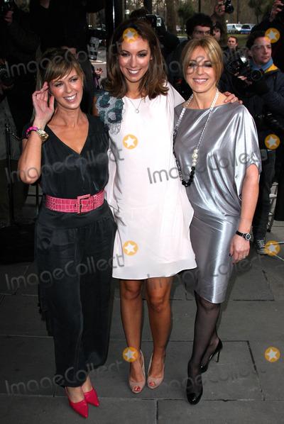 ... Crosby, Kate Garraway Photo - London. UK. Kate Garraway(L) and