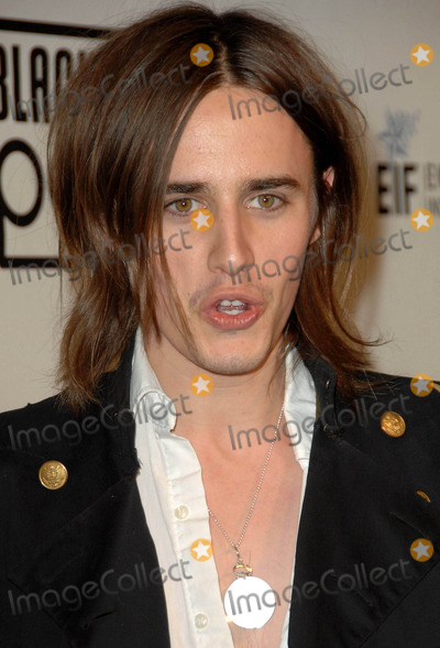 Reeve Carney, Black-Eyed Peas, Black Eyed Peas Photo - The 5th Annual Black Eyed Peas Peapod Foundation Benefit Concert Held at the Conga Room in Los Angeles California February 5, 2009 Photo: David Longendyke-Globe Photos Inc. 2009 Image: Reeve Carney