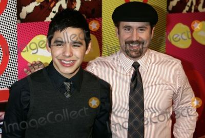 "David Archuleta, Christina Aguilera Photo - David Archuleta and Father Target and Christina Aguilera Celebrate ""a Night of Music"" Los Angeles, CA November 23, 2008 Phto by Roger Harvey-Globe Photos, Inc. 2008"
