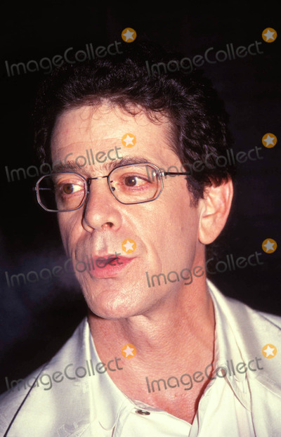 Lou Reed Photo - 1989 Lou Reed Photo by Adam Scull-Globe Photos