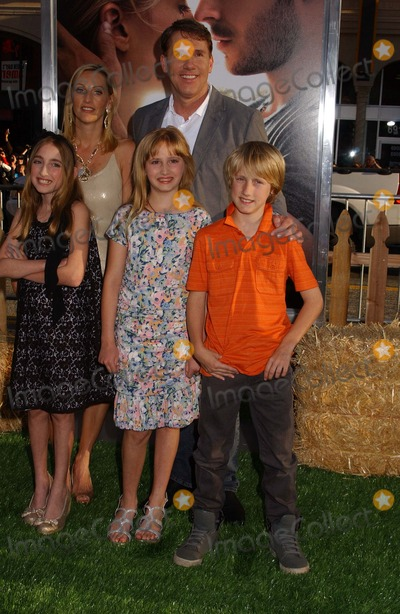 Photos and Pictures - Nicholas Sparks & Family Attend the ...