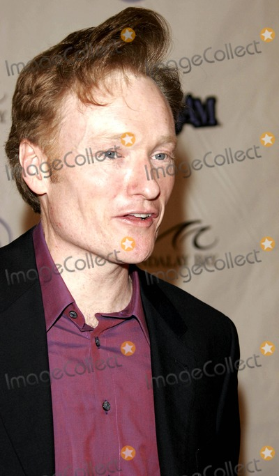 Conan O'Brien Photo - Conan O'brien - Tiger Jam Viii - Mandalay Bay Hotel and Casino, Las Vegas, Nevada - 05-21-2005 - Photo by Nina Prommer/Globe Photos Inc2005 -