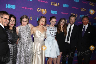 """Allison Williams, Lena Dunham, Zosia Mamet, Jemima Kirke, Jenni Konner Photo - The New York Premiere of the Third Season of """"Girls"""" Presented by Hbo Jazz at Lincoln Center, the Time Warner Center, NYC January 6, 2014 Photos by Sonia Moskowitz, Globe Photos Inc 2014 Jenni Konner, Jemima Kirke, Lena Dunham, Allison Williams, Zosia Mamet, Juss Apatow, Richard Plepler"""