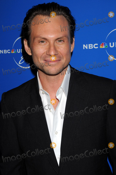 Christian Slater Photo - The NBC Universal Experience. Rockefeller Center, NYC. 05-12-2008 Photo by Ken Babolcsay-ipol-Globe Photos Inc. 2008 * Christian Slater