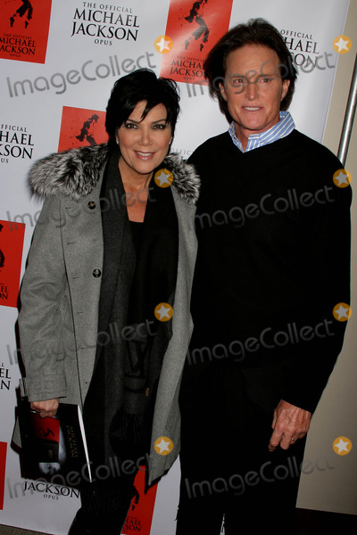 "Bruce Jenner, Bel-Air, Kris Jenner, Michael Jackson Photo - ""the Official Michael Jackson Opus"" Publication and Unveiling Reception the Luxe Hotel, Bel-air, CA 12/08/09 Bruce Jenner and Kris Jenner Photo: Clinton H. Wallace-photomundo-Globe Photos Inc"