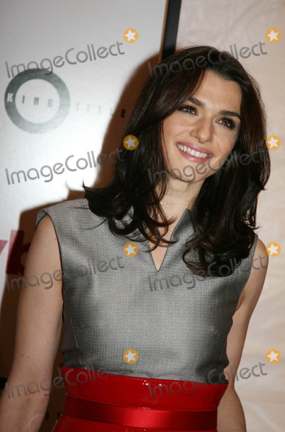 "Rachel Weisz Photo - ""Definitely, Maybe"" World Premiere Ziegfeld Theater-nyc February 11, 08 Photos by Sonia Moskowitz, Globe Photos Inc 2008 Rachel Weisz"