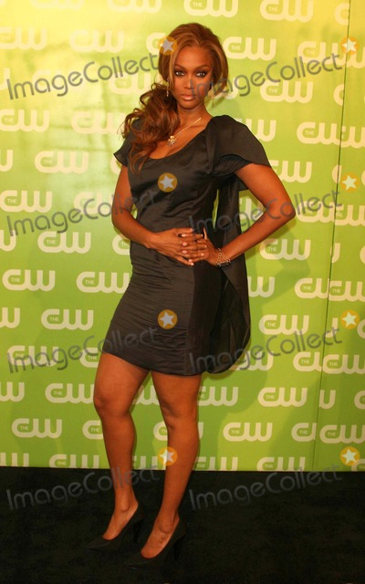 Tyra Banks Photo - Cw Upfront at Madison Square Garden Date 05-17-07 Photos by John Barrett-Globe Photos,inc Tyra Banks,