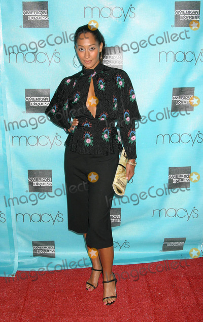 Tracy Ellis Ross Photo - Macy's and American Express Passport Gala - Arrivals Santa Monica Airport's Barker Hangar, Santa Monica, CA 10/02/2003 Photo by Ed Geller / E.g.i. / Globe Photos Inc. 2003 Tracie Ellis Ross