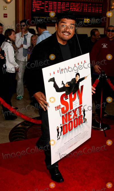 George Lopez Photo - George Lopez Actor the Spy Next Door, Held at the Grove Cinemas, on January 9, 2010, in Los Angeles. Photo by Graham Whitby Boot-allstar-Globe Photos, Inc. 2009