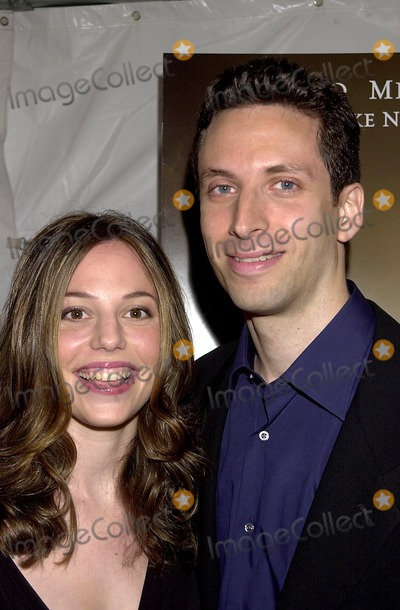 "Ben Shenkman Photo - Premiere of Hbo's Movie ""Angels in America"". the Ziegfeld Theatre, New York City. Photo: John Krondes / Globe Photos Inc 2003 11/4/2003 Ben Shenkman"
