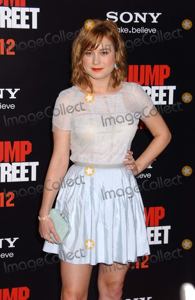 "Brie Larson Photo - Brie Larson attends the Premiere of ""21 Jump Street""at the Chinese Theater in Hollywood.,ca on March 13 2012. Photo by Phil Roach-ipol-Globe Photos 2012 ."