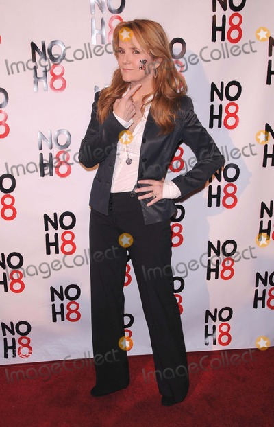 "Lea Thompson Photo - Third Annivesary Celebration of ""Noh8"" Campaign at House of Blues Sunset Strip in West Hollywood, CA 12/13/11 Photo by Scott Kirkland-Globe Photos   2011 Lea Thompson"