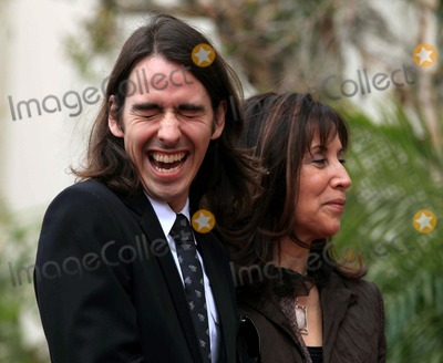 Olivia Harrison, Dhani Harrison, George Harrison Photo - Dhani Harrison, Olivia Harrison George Harrison's Son & Widow George Harrison Honored Posthumously with a Star on the Hollywood Walk of Fame Hollywood, CA. 09-14-2009 Photo by Graham Whitby Boot-allstar-Globe Photos, Inc. 2009