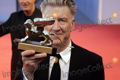 David Lynch Photo - David Lynch Receives the Golden Lion Lifetime Achievement Award at the Screening of Inland Empire 63rd Venice Film Festival Venice Italy 09-06-2006 Photo by Allstar-Globe Photos