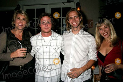 "Christopher Atkins Photo - T2 Productions ""who's Who"" Soiree Hosted by Christopher Atkins Cravings on Sunset Plaza, West Hollywood, CA 09-28-2006 Teri Rogers - (Far Left)-ceo of T2 Productions and Guests Photo: Clinton H. Wallace-photomundo-Globe Photos Inc"
