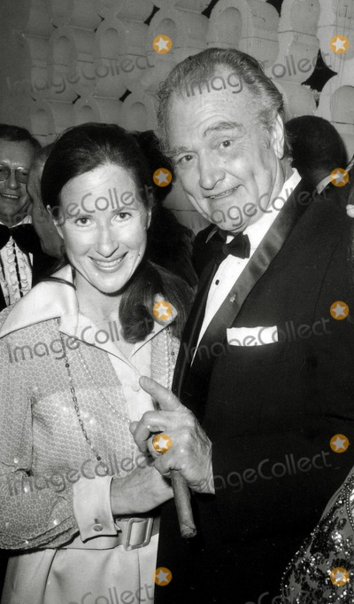 Red Skelton Photo - Red Skelton and Wife Photo: Nate Cutler/Globe Photos Inc