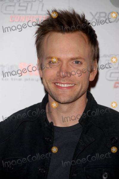 "Joel McHale Photo - Premiere of ""Splinter Cell Conviction"" at Les Deux in Hollywood, CA 04-01-2010 Photo by James Diddick-Globe Photos @ 2010 Joel Mchale"