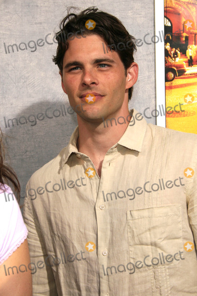 James Marsden Photo - James Marsden - Step Up - World Premiere - Cinerama Dome, Hollywood, California - 08-07-2006 - Photo by Nina Prommer/Globe Photos, Inc 2006