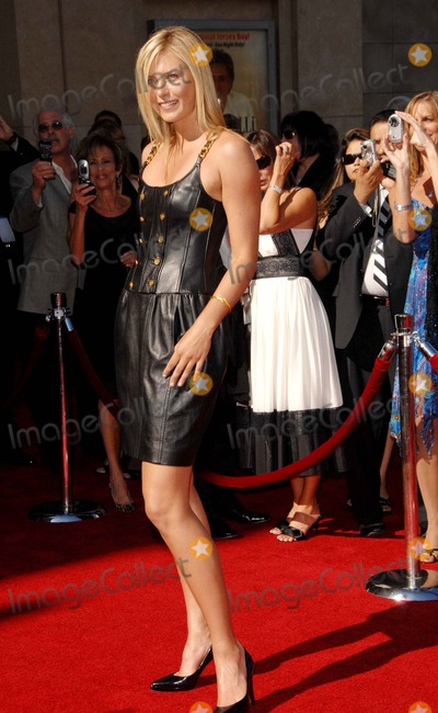 Maria Sharapova Photo - 2007 Espy Awards Held at Kodak Theater,hollywood Ca.7-11-07 Photo:david Longendyke-Globe Photos Inc.2007 Image: Maria Sharapova