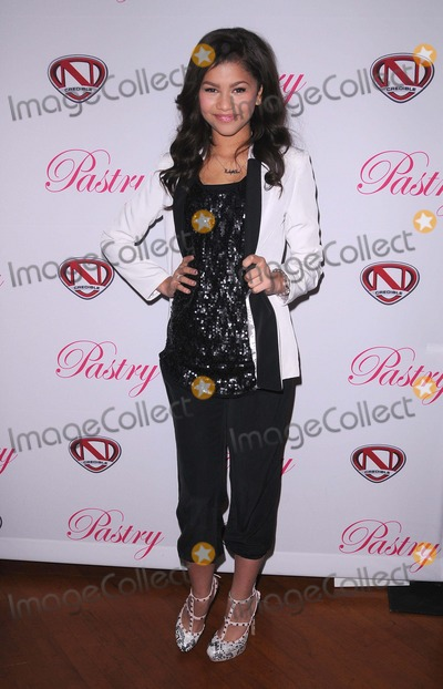 Photo - Launch Party of Pastry Lite Shoe Collection at the Moonlight Rollerway in Glendale, CA 12/9/11 Photo by Scott Kirkland-Globe Photos   2011 Zendaya