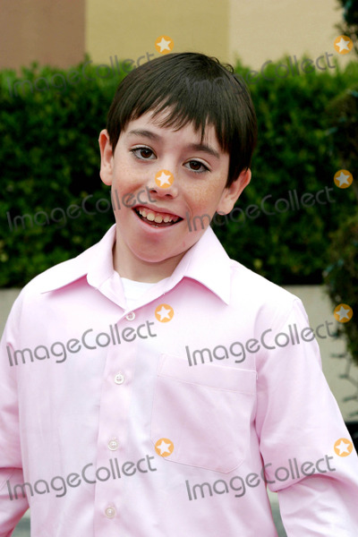 Photo - Care (Child Actor Recognition Event) Event to Honor Hollywood's Youngest Actors. Globe Theatre, Universal Studios, Hollywood, California. 03-13-2005 Photo; Jamie Rodriguez-Globe Photos Inc 2005 Frankie Ryan