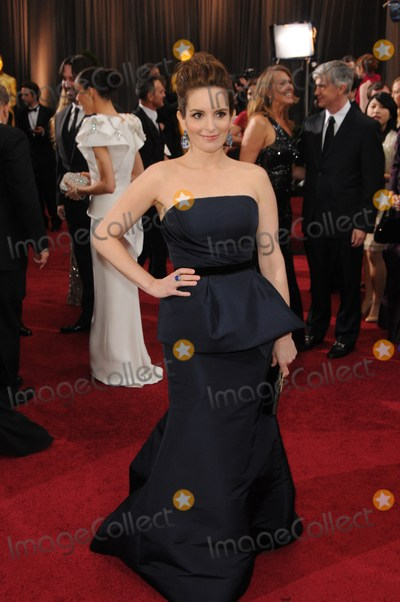 Tina Fey Photo - Tina Fey 84th Annual Academy Awards - Arrivals Held at the Hollywood & Highland Center , Los Angeles,ca. February 26 - 2012.photo: D.long/Globephotos