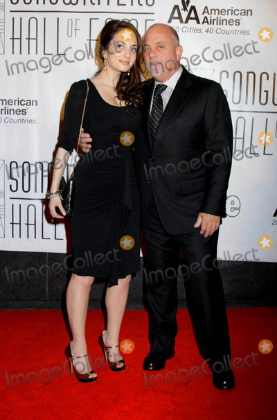 Alexa Ray Joel, Billy Joel Photo - The songwriter's Hall of Fame 2011 Annual Awards gala