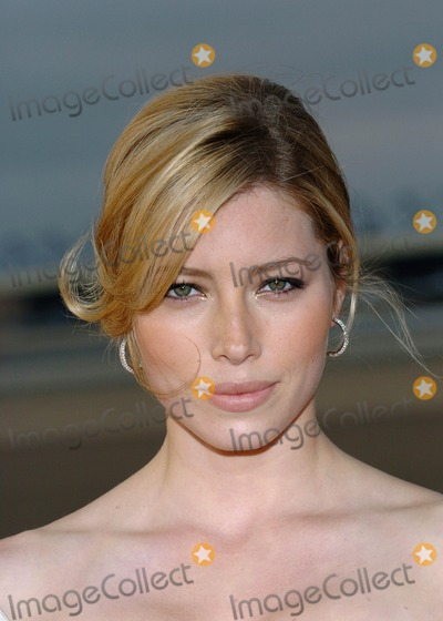 Jessica Biel Photo - Stealth World Premiere at the Naval Air Station North Island Coronado, CA 07-17-2005 Photo by Fitzroy Barrett / Globe Photos Inc. 2005 Jessica Biel