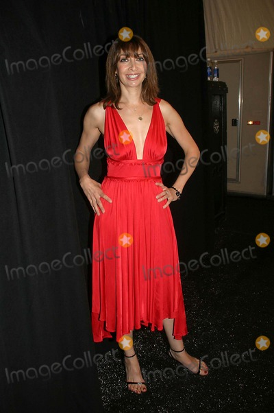 Illeana Douglas, Marc Bouwer Photo - Olympus Fashion Week Spring 2007 Marc Bouwer-celebrities Bryant Park, New York City 09-08-2007 Photo by Barry Talesnick-ipol-Globe Photos 2006 Illeana Douglas