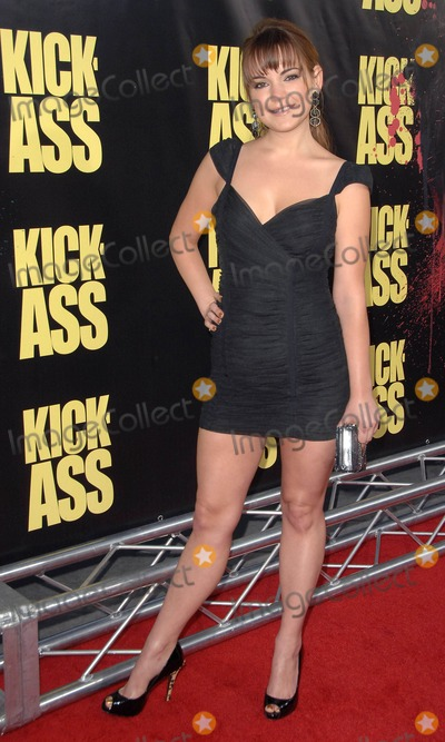"Laura Leigh Photo - Laura Leigh attends the Los Angeles Premiere of "" Kick-ass"" Held at the Arclight Theater in Hollywood,ca. 04-13-2010 Photo by: D. Long- Globe Photos Inc. 2010"